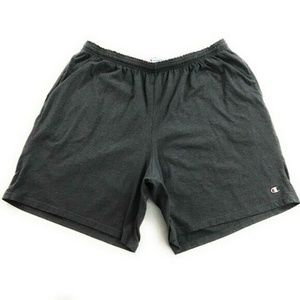 Champion NWOT Mens Gray Athletic Shorts, 2XL